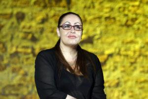 Chiara Giordano direttore artistico armoniedartefestival