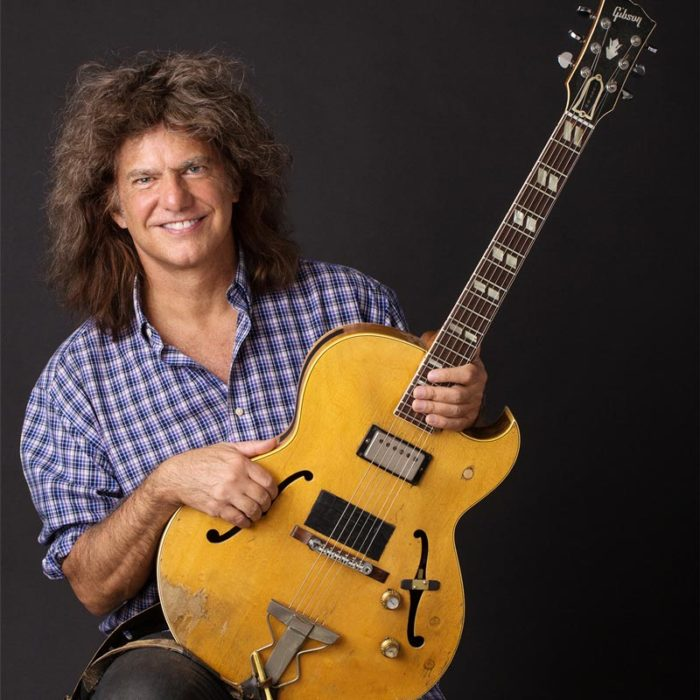 Pat Metheny tourt italia 2018